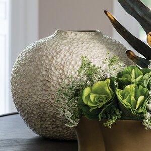 Buy Ivory Ceramic Table Vase!