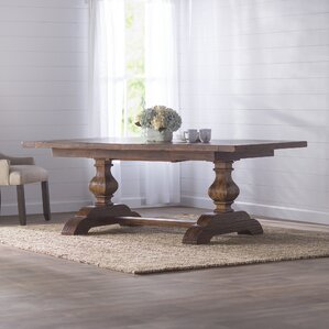 Bates Extendable Dining Table by Darby Home Co