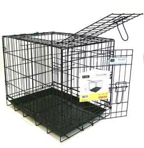 Double Door Heavy Duty Pet Crate