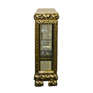 Lighted Curio Cabinet by Three Star Im/Ex Inc.