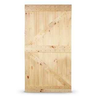 Sliding Wood Interior Barn Door