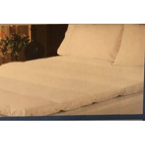 Velvet Touch Hypoallergenic Waterproof Mattress Protector by Alwyn Home