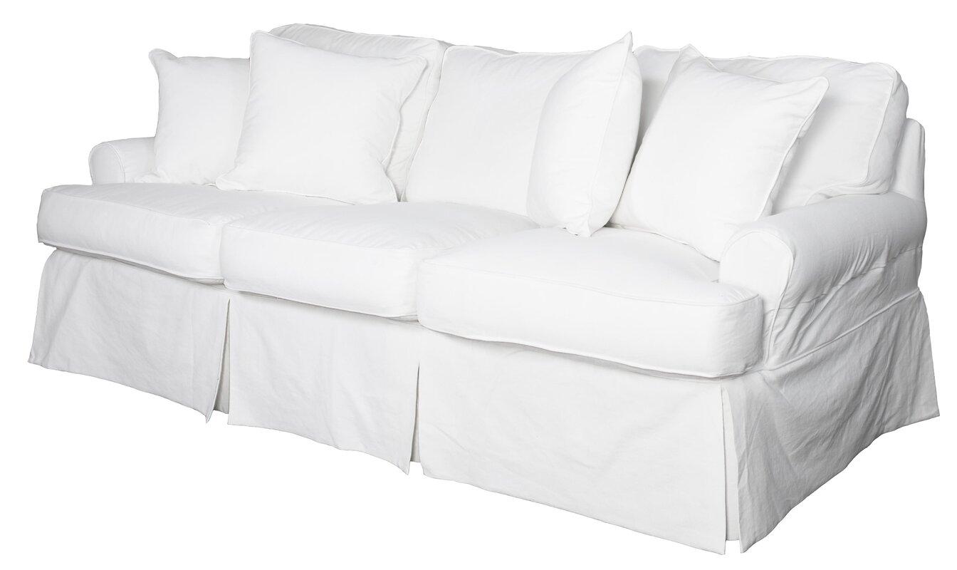 C Gables Slipcovered Sofa