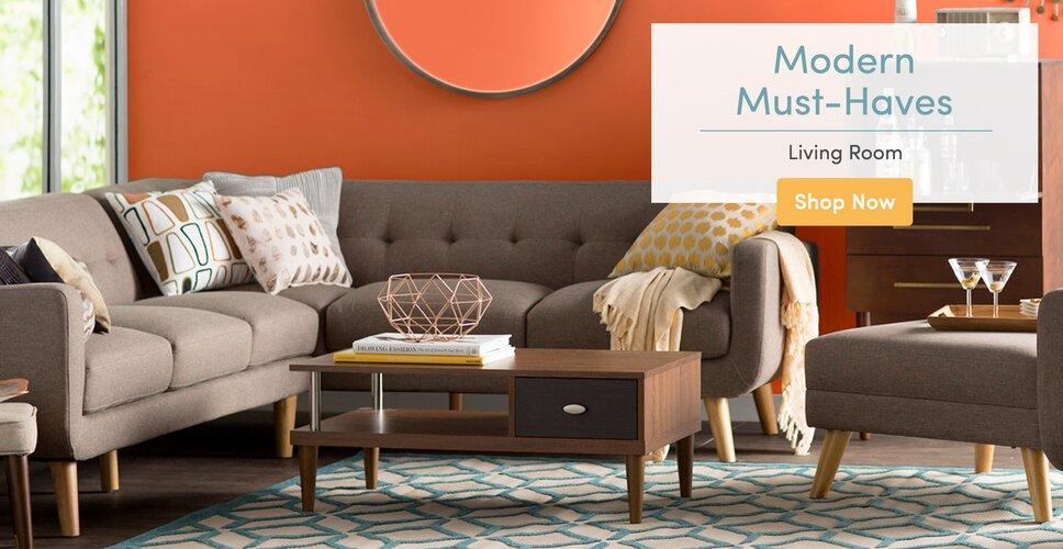 Modern Furniture & Decor You'll Love