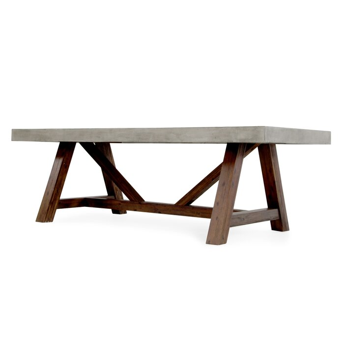 bc4a7d72ad05 Laurel Foundry Modern Farmhouse Lindahl Dining Table   Reviews ...