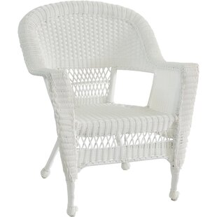 Indoor White Wicker Chairs Wayfair Ca