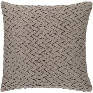 Easton Facade 100% Cotton Throw Pillow Cover