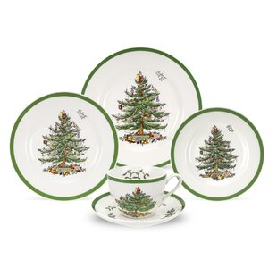 Spode Christmas Dinnerware | Wayfair