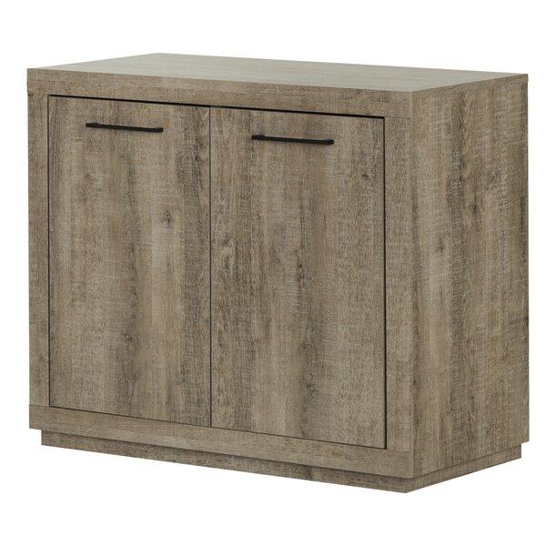 Bon Small 2 Door Cabinet | Wayfair