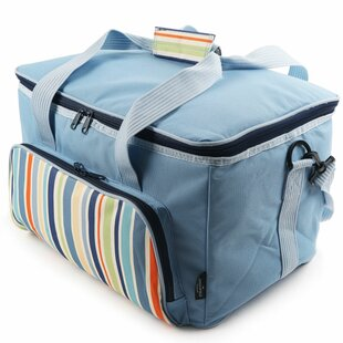 30 Litre Foldable Family Bag Picnic Cooler 345bfd9335c5b