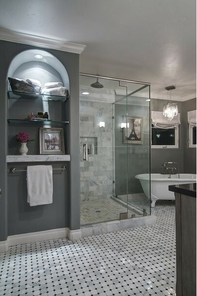 100 Bathroom Glam Design Ideas Wayfair