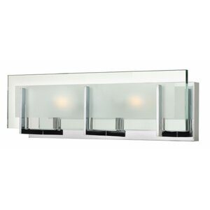 Frances 2-Light Bath Bar