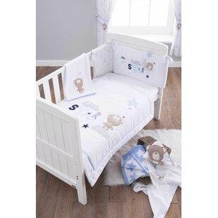 Little Star 3 Piece Cot Bedding Set