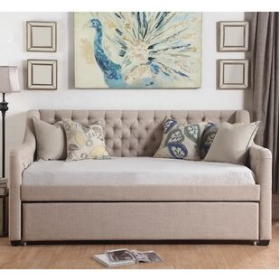 Wicker Park Daybed With Trundle