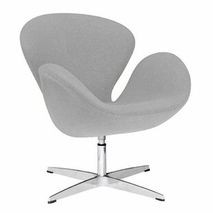 Natuzzi Swivel Chair | Wayfair