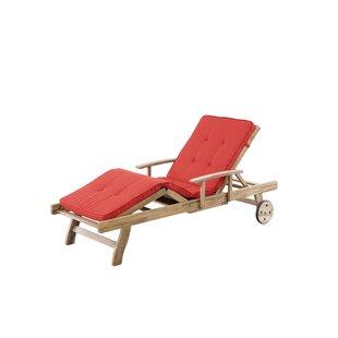 Garden Sun Lounger Cushions | Wayfair.co.uk on chaise sofa sleeper, chaise recliner chair, chaise furniture,