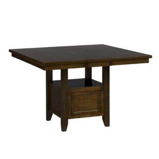 Anton Wooden Pub Table