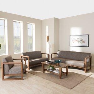 Valencia 3 Piece Living Room Set Part 36
