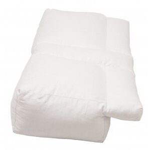 100% Down Standard Pillow by Deluxe Comfort