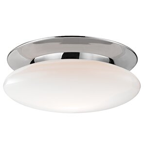 Simon 1-Light Semi-Flush Mount