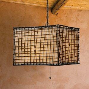 Chiana 1-Light Outdoor Pendant