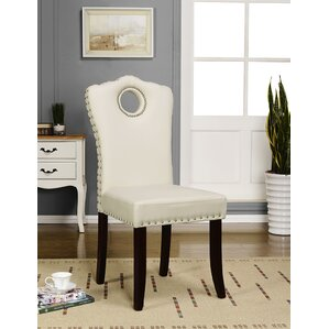 Antwan Parsons Chair (Set of 2) by Bloomsbury Market
