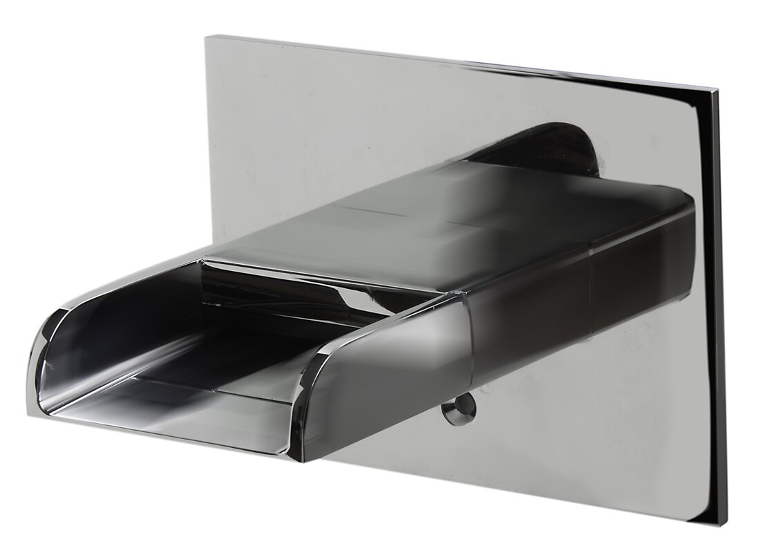 Waterfall wall mount bathroom faucet - Default_name