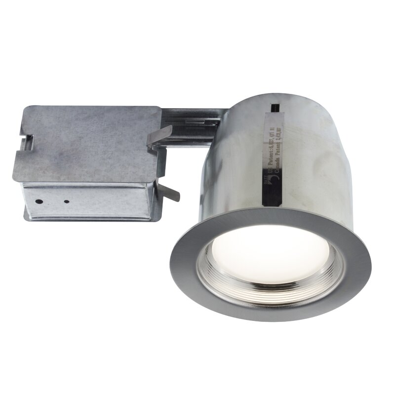 bazz 5 led recessed lighting kit wayfair