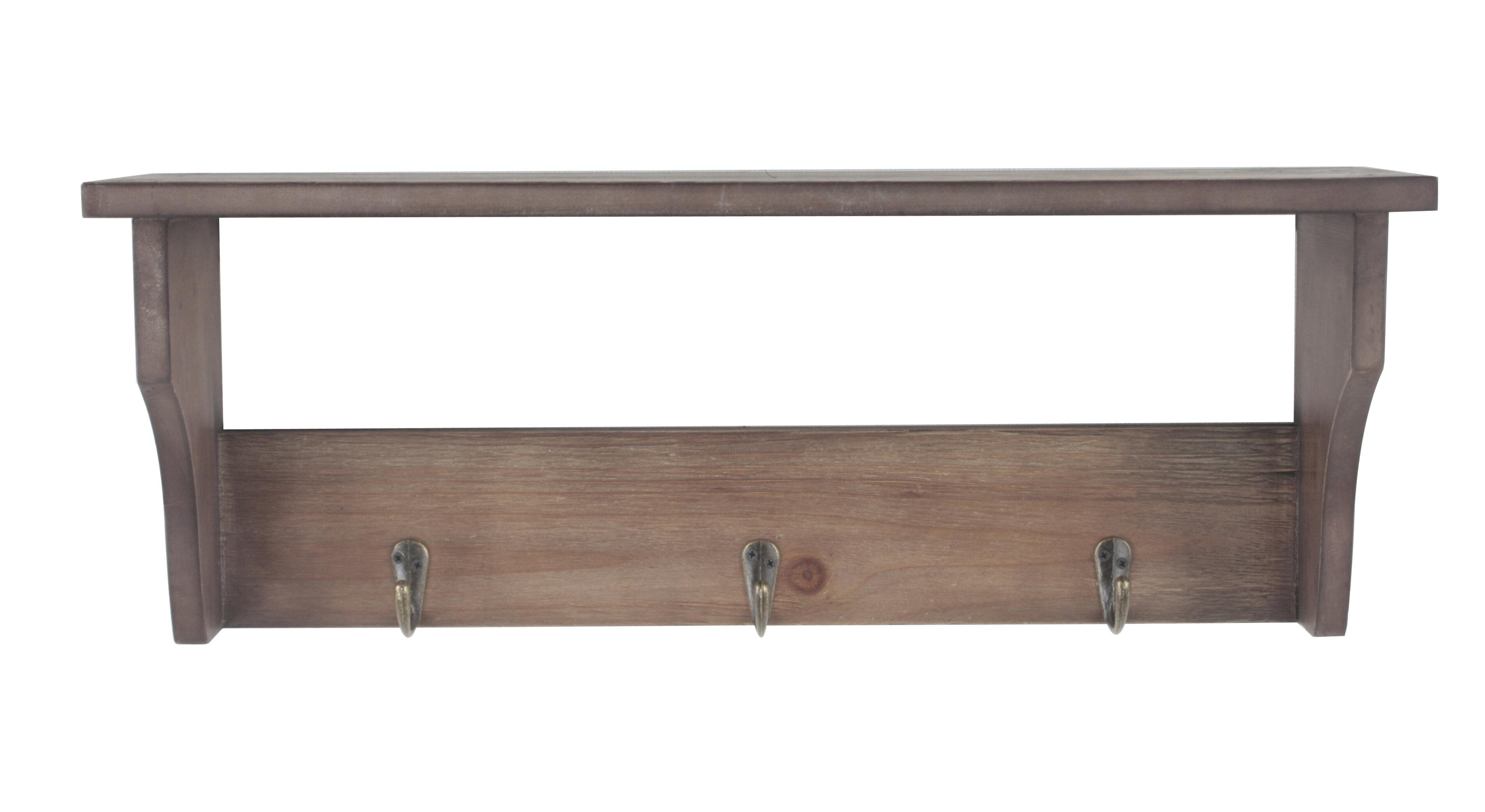 Cool Louise Wooden Wall Shelf Interior Design Ideas Clesiryabchikinfo