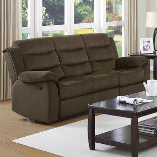 Falls Casual Solid Reclining Sofa