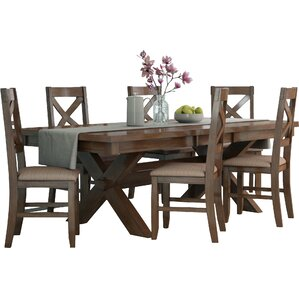 Butterfly Leaf Kitchen & Dining Room Sets You\'ll Love | Wayfair
