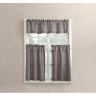 Mocha Kitchen Curtains