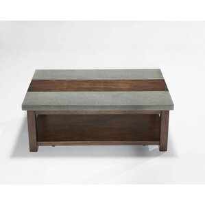 Nikole Coffee Table by Union Rustic