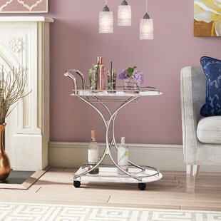 Hansley Bar Cart