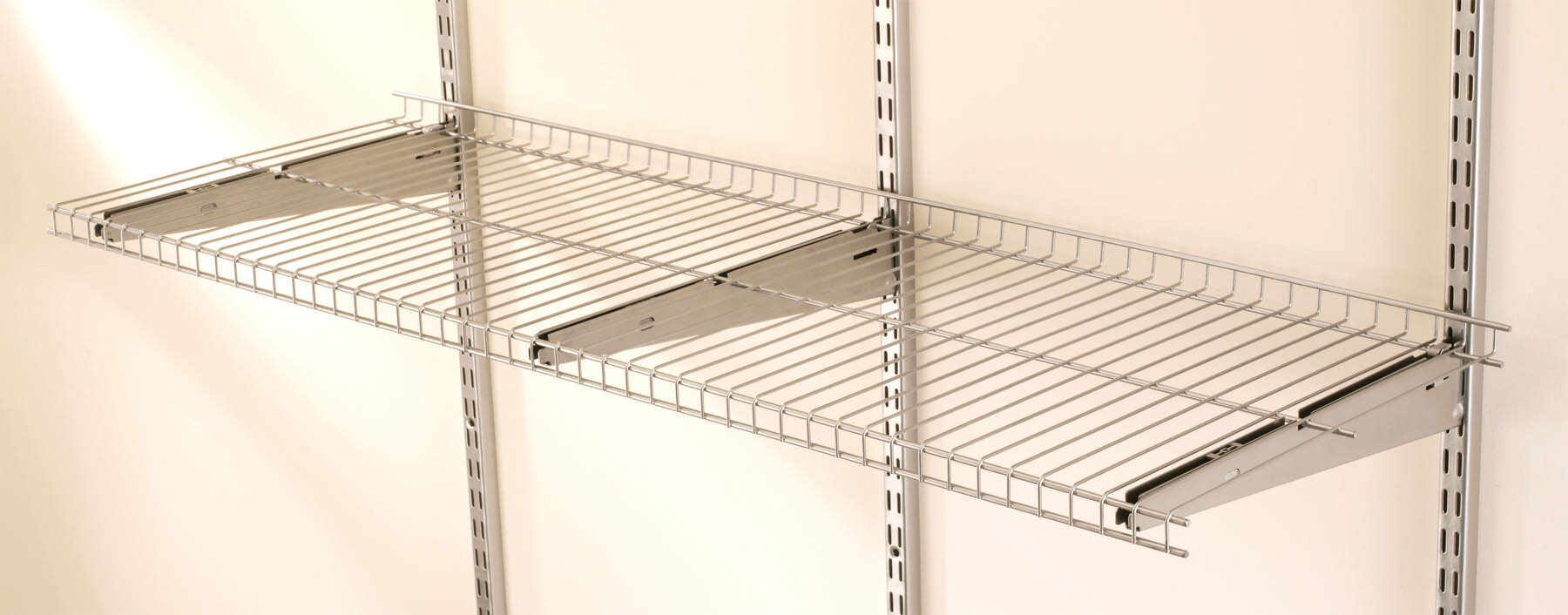 Rubbermaid FastTrack Wire Shelf & Reviews | Wayfair