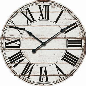 Roman Numeral Clocks Youll Love Wayfair