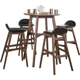 Superieur Adriana 5 Piece Pub Table Set