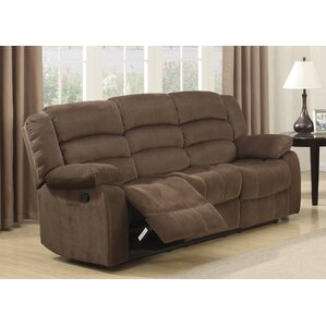 AC Pacific Bill Living Room Reclining Sofa Image