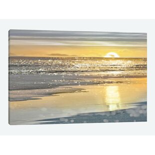 2522c19e18b  That Sunset Moment  by Kate Carrigan Graphic Art Print on Wrapped Canvas