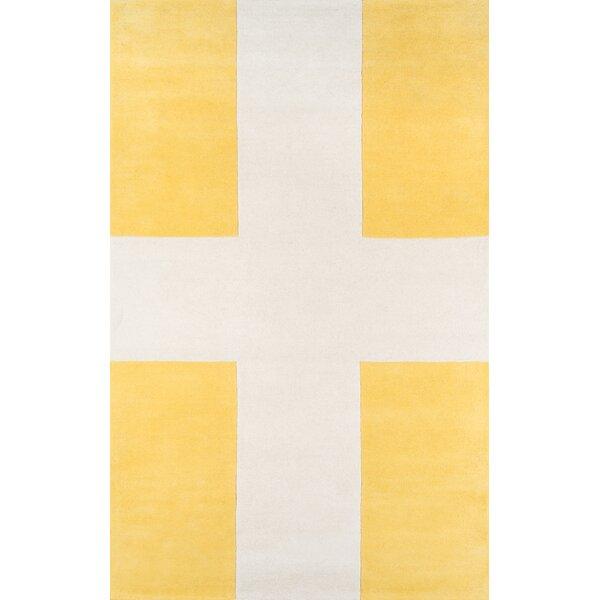 Novogratz By Momeni Chevalier Hand Tufted Yellow Area Rug U0026 Reviews |  Wayfair