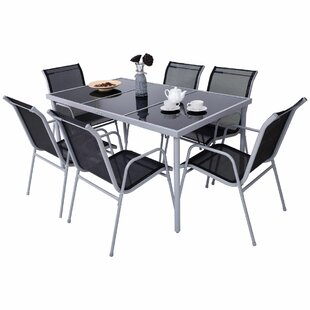 Beau Stromberg 7 Piece Dining Set