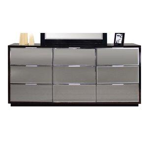 Mera 9 Drawer Standard Dresser