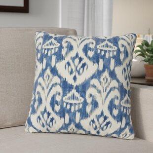 Ikat Outdoor Decorative Pillows Birch Lane