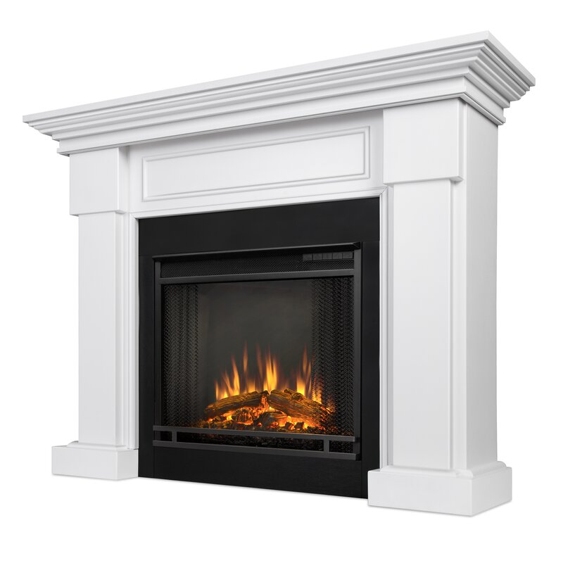 Real Flame Hillcrest Electric Fireplace & Reviews   Wayfair