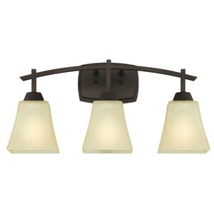 Midori 3-Light Vanity Light