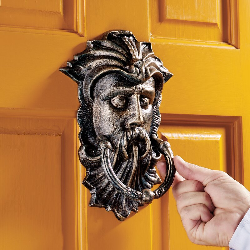 Design Toscano Sutherland House Greenman Authentic Foundry