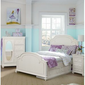 girl bedroom furniture. Kassidy Panel Configurable Bedroom Set Teen Girls Furniture  Wayfair