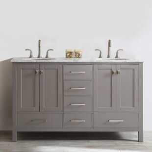 Amazing Wall Mounted Vanities For Small Double Vanity Unit Teak Bathroom  With Drawers Styles And Inspiration
