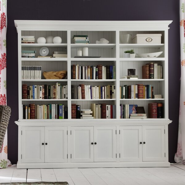 Amityville Oversized Set Bookcase Amp Reviews Birch Lane
