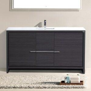 Modern Contemporary Bathroom Vanities You Ll Love Wayfair
